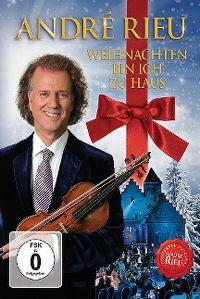Cover André Rieu - Weihnachten bin ich zu Haus [DVD]